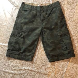 🌼4 for $10🌼 Boy's Levi's Shorts Army Print Size